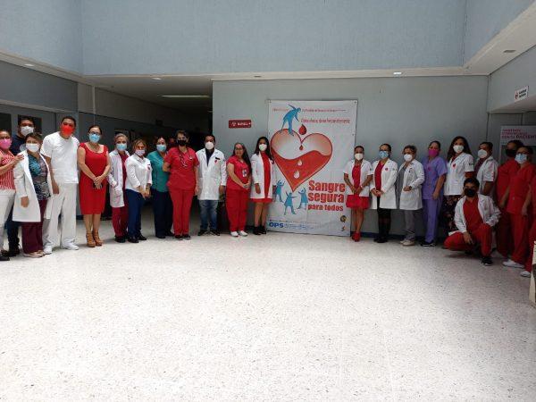 Disminuye notoriamente la donación sanguínea, a causa de la pandemia