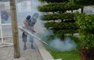 Ayuntamiento de Jacona continúa con descacharrización y fumigación contra el Dengue