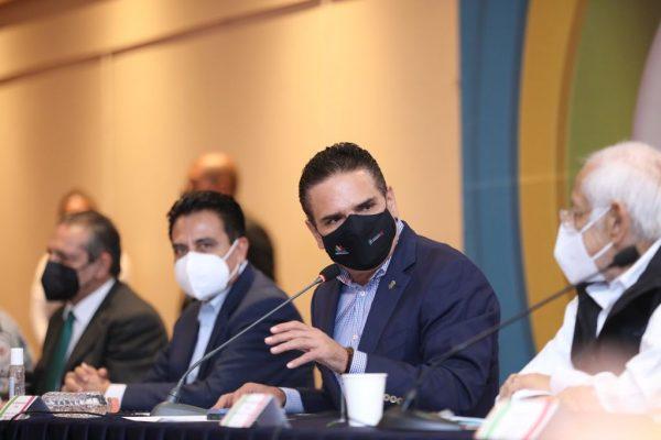 Silvano pide a próxima legislatura federal reincorporar el FONDEN