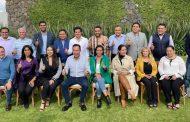 Equipo por Michoacán continuará unido: Oscar Escobar