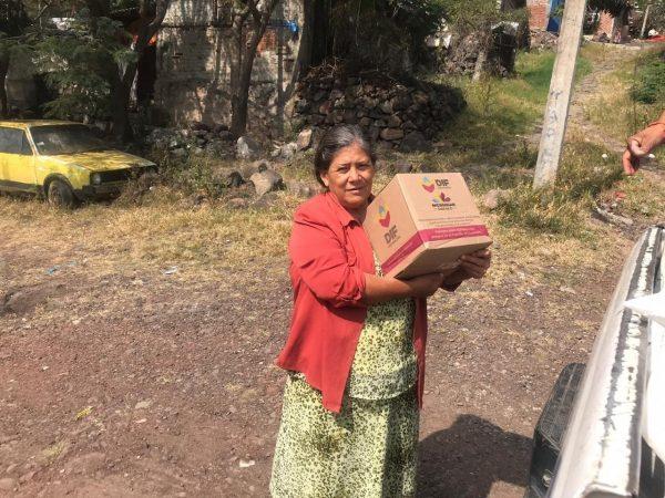 Abre municipio de Jacona inscripciones al programa alimentario de despensas