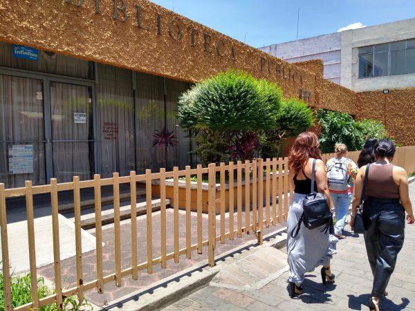 Biblioteca pública alista abrir sus puertas a partir de julio