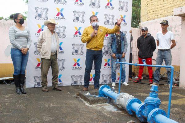 La comunidad El Valenciano tendrá reemplazo de la bomba de agua