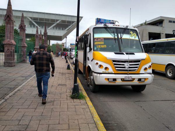 Transportistas todavía no pueden tener cupo lleno en camiones
