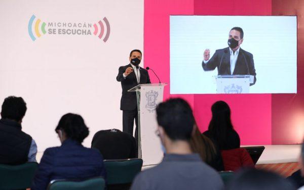 Pedirá Silvano intervención de Cortes Interamericanas para anular elección en Michoacán