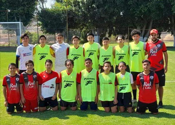 Club Linces vuelve a ganar encuentros en liga infantil y va por primeros lugares