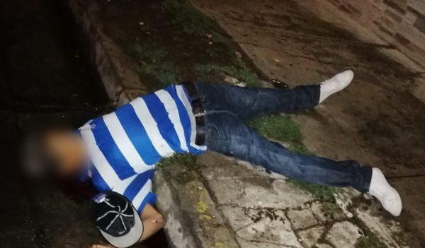 Era jaconense el hombre asesinado en el primer cuadro de Zamora