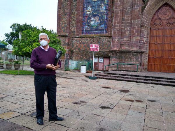 Santuario de Guadalupe se mantendrá abierto con restricciones por COVID