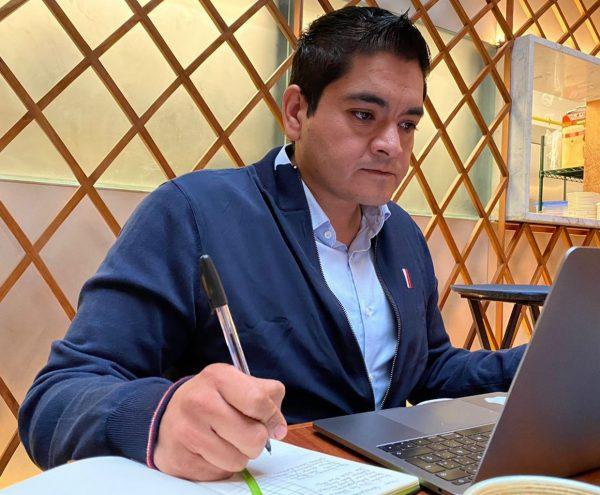 Arturo Hernández dejará sin pendientes la Comisión de Hacienda y Deuda Pública