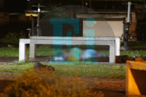 Joven es ultimado a balazos en parque del Fraccionamiento Acanto II