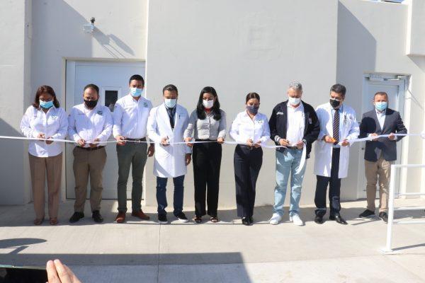Hospital temporal del IMSS para COVID en Zamora atenderá pacientes de todo el estado