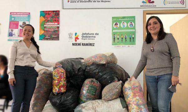 Jefatura de gobierno región Zamora suma esfuerzos para tratar niños con cáncer