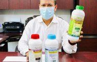 Continúa bio estimulación de suelos agrícolas en Michoacán