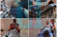 Cuatro policías heridos, deja enfrentamiento en Chilchota