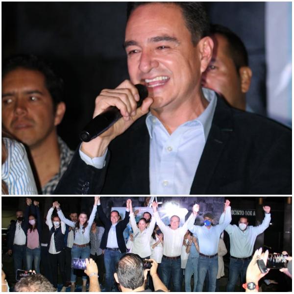 Zamora tiene nuevo presidente: Carlos Soto
