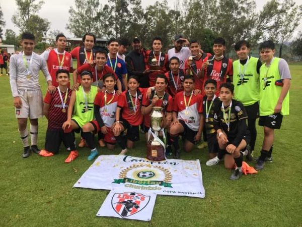 Club Linces ganó la 2da. Copa Libertad Churintzio Varonil