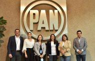 Con unidad, los diputados electos del PAN impulsarán una agenda ciudadana: Oscar Escobar
