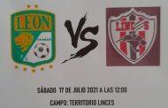 Club Linces se medirá en categoría sub - 13 al club León