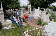 Ya no caben los difuntos en Ario, los llevan a panteones de Zamora