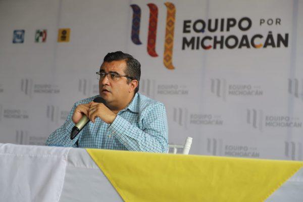 Morena pretende confundir a la ciudadanía: Equipo por Michoacán