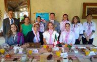Club Rotario Erandi Zamora ratificó a Ana Bertha Arriaga como su presidenta