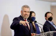 Bedolla inició gestiones en 12 dependencias del gobierno federal