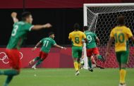 México ganó a Sudáfrica 3 a 0 en el futbol olímpico