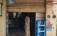 Fue a realizar compras a una tienda y es asesinado a balazos dentro del establecimiento