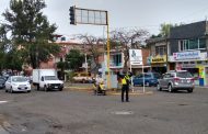 Continua el mantenimiento a semáforos por desperfectos en infraestructura