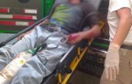 Baleado en el Infonavit Arboledas se debate entre la vida y la muerte