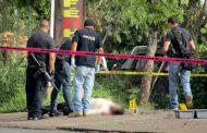 A balazos ejecutan a un desconocido en el Libramiento Sur de Jacona