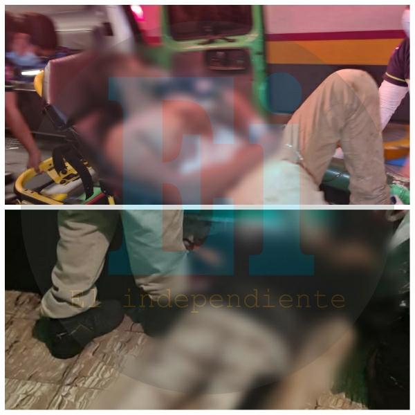 Una mujer sin vida y un lesionado deja agresión a balazos en la colonia Centro
