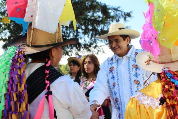 Urge en Michoacán consulta popular para aprobar ley indígena integral: Arturo Hernández