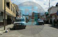Dueño de frutería es ultimado a balazos dentro de su negocio, en el Centro de Jacona