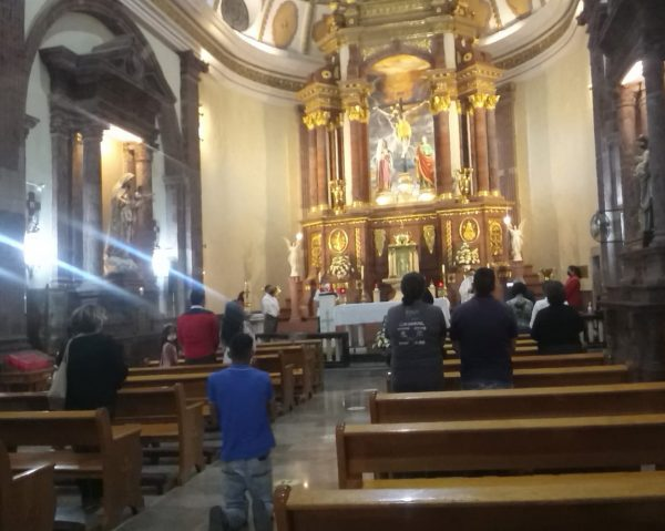 Diócesis de Zamora recortará a la mitad presencia de feligreses en misas