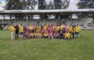 Equipo de futbol Brasil celebró su 63 aniversario