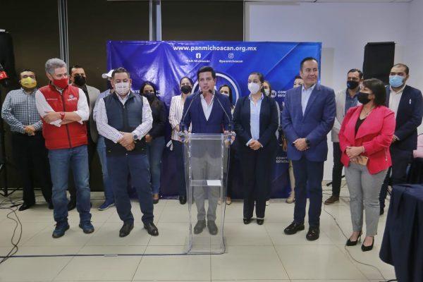Anulación de elección en Maravatío y Tacámbaro, responsabilidad total del IEM: Carlos Herrera