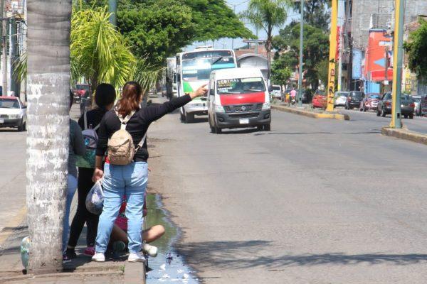 Recuperación económica para transportistas será lenta aun con regreso a clases