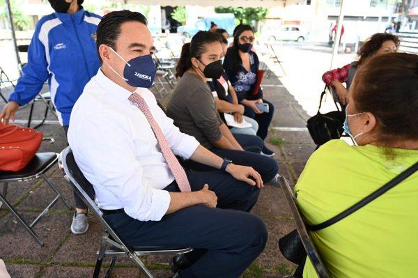 En mi gobierno, las mujeres son prioridad: Carlos Soto Delgado
