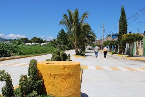 Más vialidades para Jacona, abren calle Ignacio Ramírez a la circulación