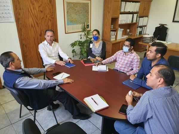 SAPAZ busca consolidar proyectos con la CONAGUA