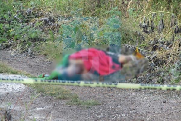 Hallan cadáver encobijado y con huellas de violencia en colonia Linda Vista