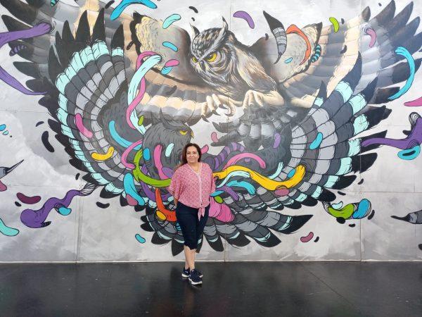 """Exponen en el CRAM """"Murales de Arte Urbano"""""""