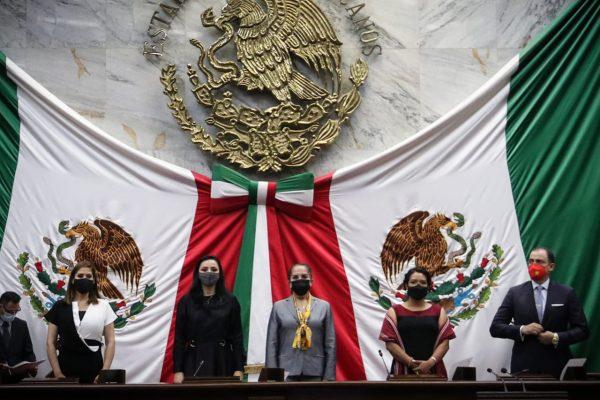 Ivonne Pantoja integrará la Mesa Directiva del Congreso de Michoacán