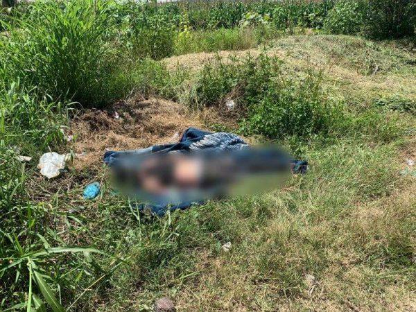 Hallan cadáver con huellas de tortura en predio del Fraccionamiento Valle Dorado
