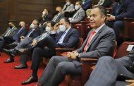Equipo Legislativo por Michoacán fija agenda de Carlos Herrera