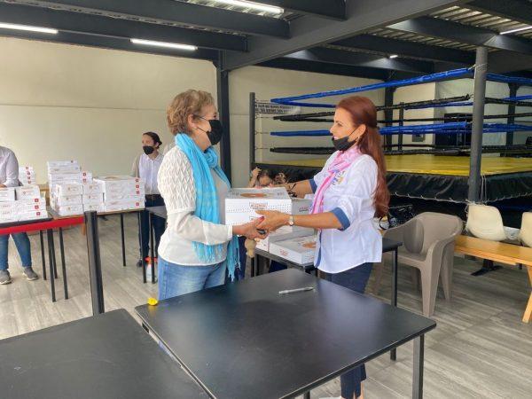 Club Rotario Erandi continua con recaudación de fondos para hacer labor social
