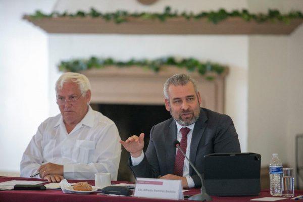 Acuerdan Bedolla y Secretaría de Agricultura agenda conjunta en favor de productores