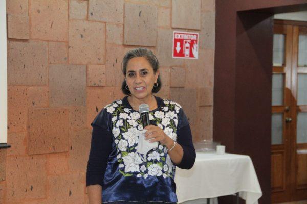 Designan a Luisa María Calderón Hinojosa como Comisionada por la Paz