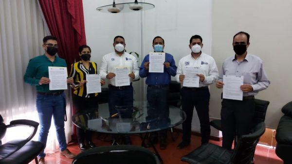 Tec Zamora ratificó convenio de nodo educativo en Vista Hermosa
